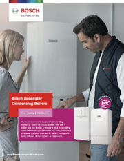 Bosch Greenstar Boilers