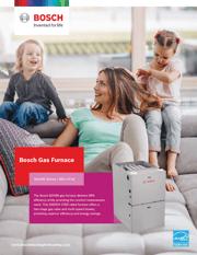 Bosch BGH96 Gas Furnace